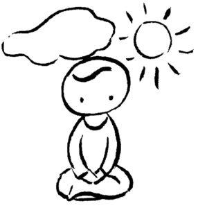 Meditatiedag ~ Jezelf ont-moeten @ Zoom