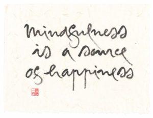 Meditatiedag ~ De kunst van het gelukkig zijn @ Centrum Komyodo